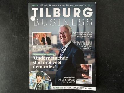 Publicatie Tilburg business